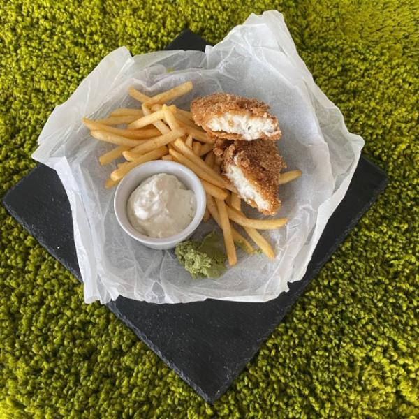 Fish $ chips (фіш і чіпс)