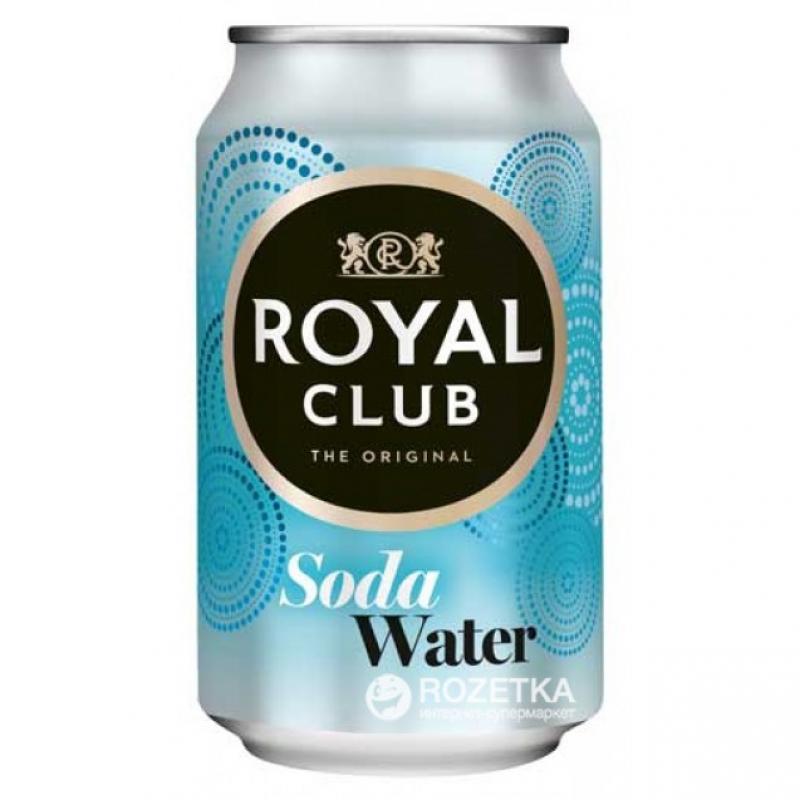 Содова вода